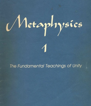 Unity Metaphysics (Blue) Book 1 (Entire Book) Cover