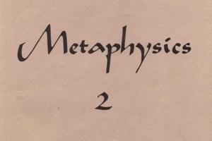 Unity Metaphysics (Tan) Book 2 Cover