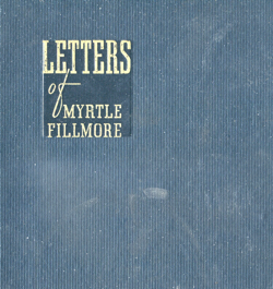 Letters of Myrtle Fillmore Cover
