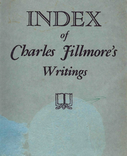 Cover of Index of Charles Fillmore's Writings