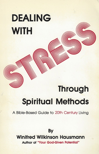 Dealing With Stress Through Spiritual Methods Cover