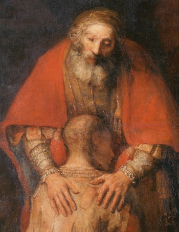 Return of the Prodigal Son—Rembrandt