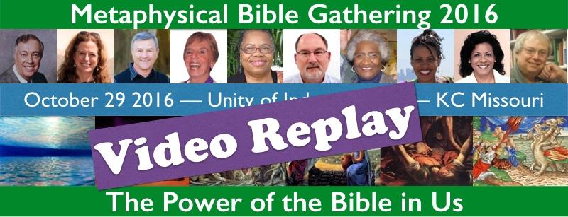 Metaphysical Bible Gathering Banner