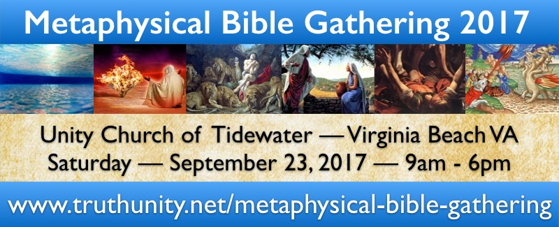 Metaphysical Bible Gathering Banner