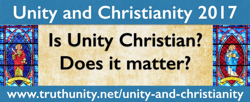 Unity and Christianity Banner