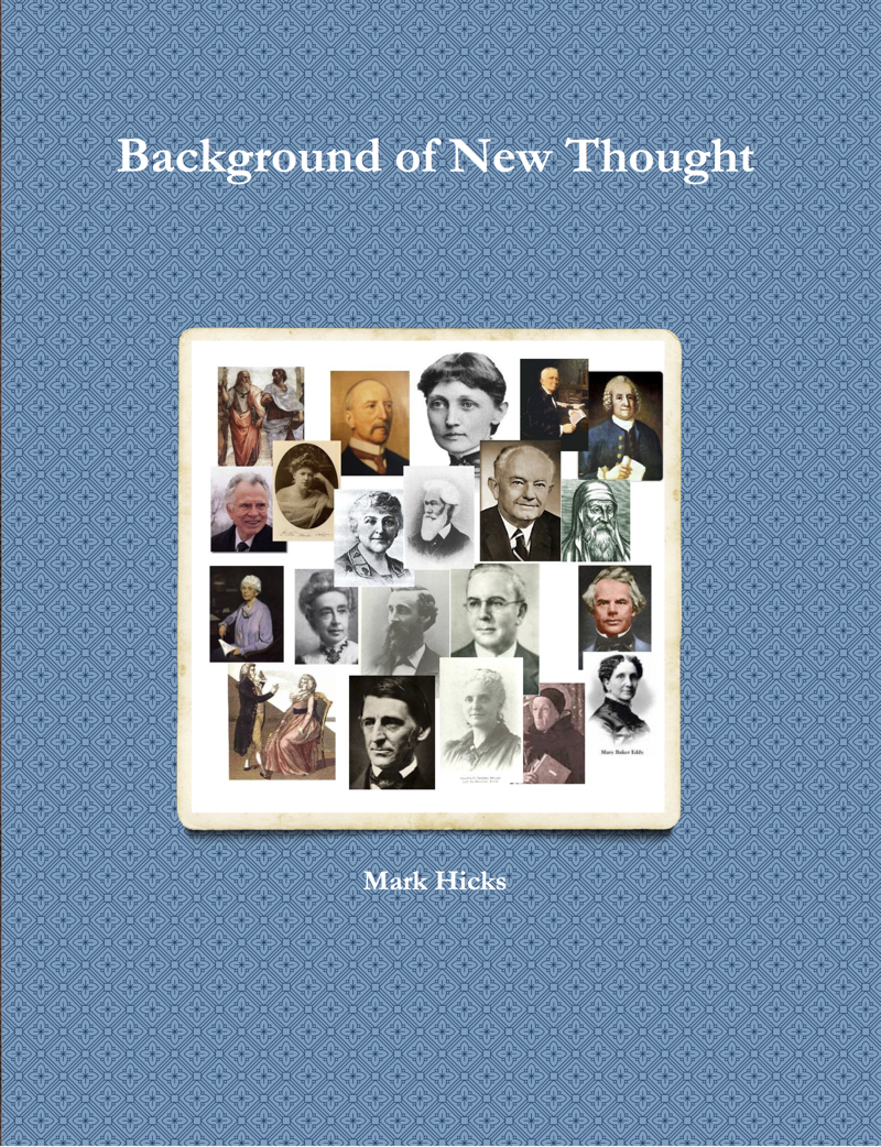 TruthUnity Background of New Thought Course Guide Cover