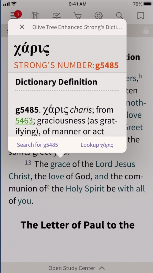 How to do Bible study from your smart phone