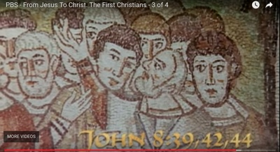 From Jesus to Christ 1 graphic