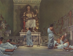 The Temple and Cults of Asclepius