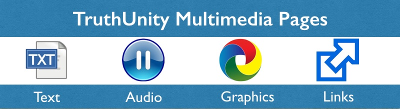 TruthUnity Multimedia Page Banner