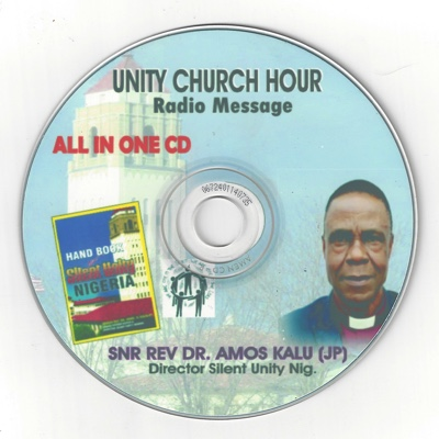 Unity Church Hour Radio Message CD Cover