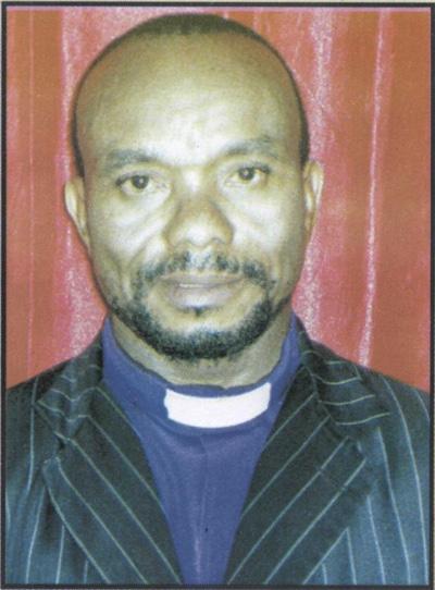 Rev. Okon O. Ebong