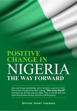 Cover for Positive Change in Nigeria: The Way Forward
