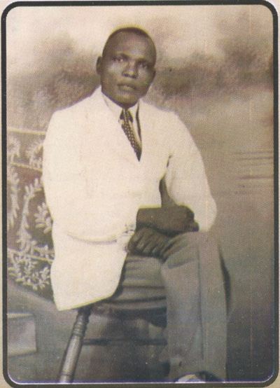 Snr. Rev. Awa Njoku as a young man
