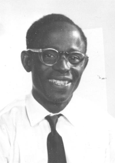 Oti Samuel Uba Unity Minister