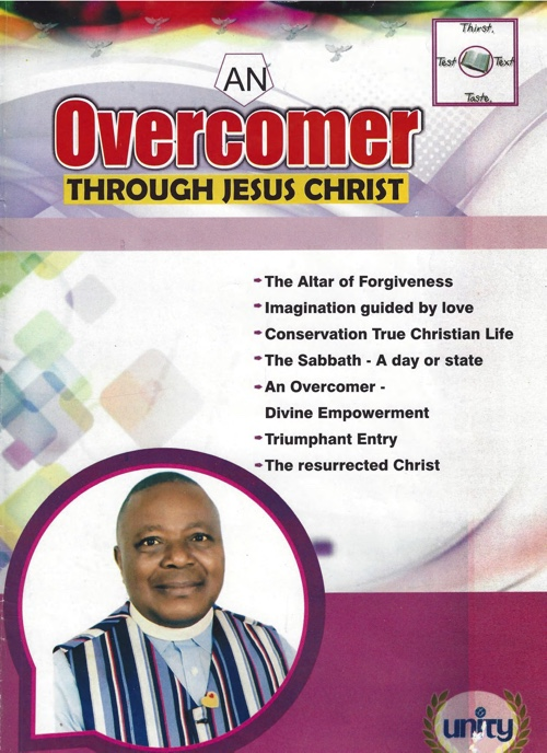 Cover for An Overcomer Though Jesus Christ by Sr. Rev. Agbai Agwu