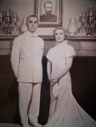 Guy and Edna Ballard