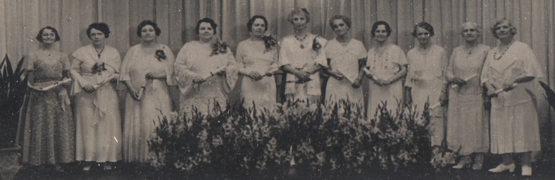 Unity Ordination Photo 1933