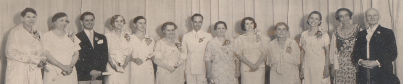 Unity Ordination Photo 1934