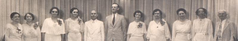 Unity Ordination Photo 1935