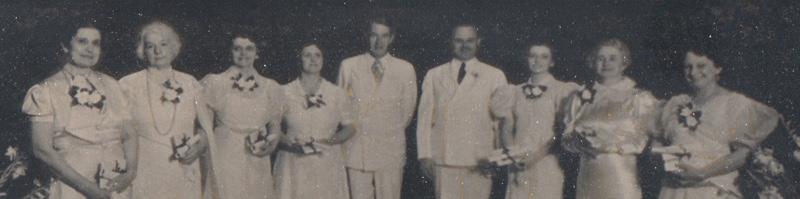 Unity Ordination Photo 1937