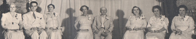 Unity Ordination Photo 1940