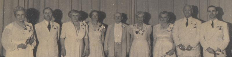 Unity Ordination Photo 1941