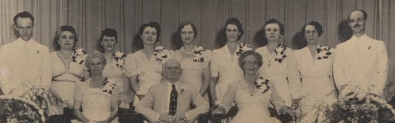 Unity Ordination Photo 1942