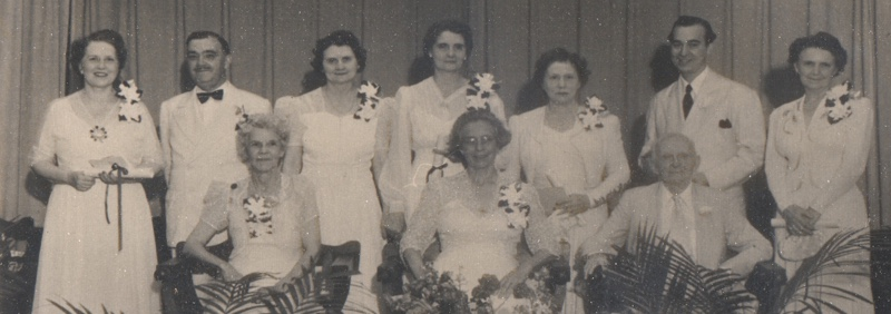 Unity Ordination Photo 1943