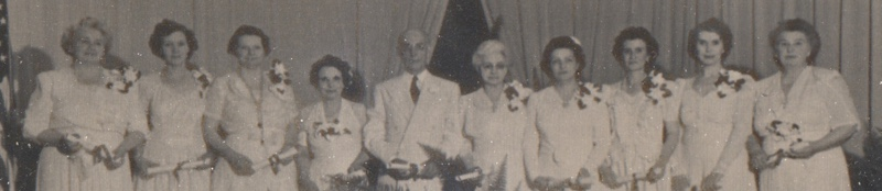 Unity Ordination Photo 1944