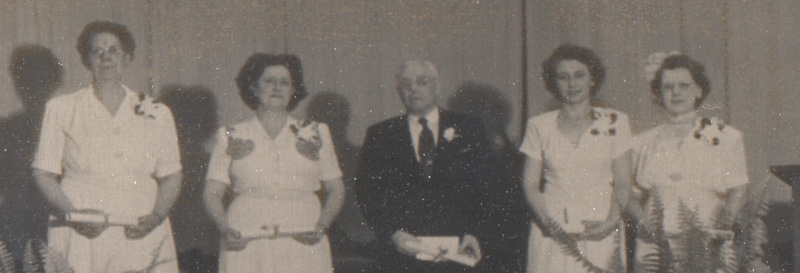 Unity Ordination Photo 1945