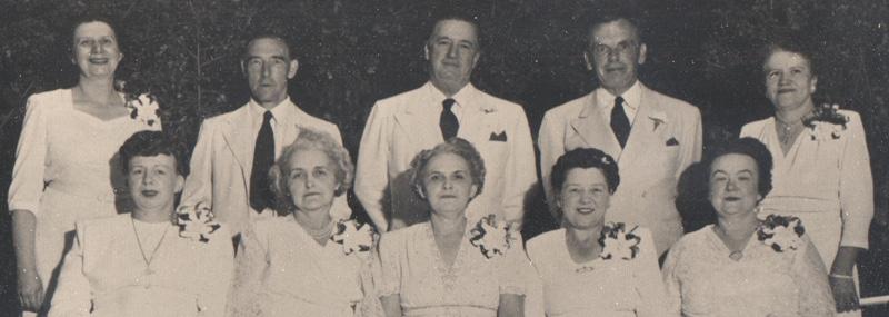 Unity Ordination Photo 1947
