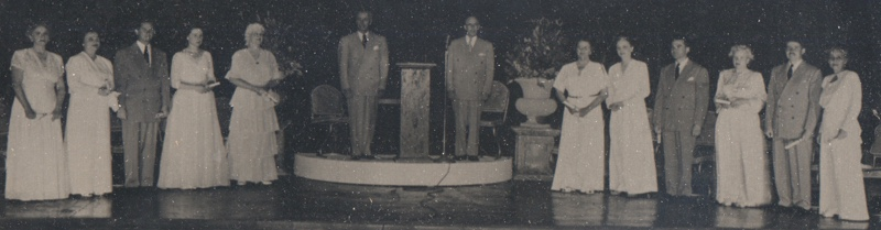 Unity Ordination Photo 1948