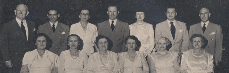 Unity Ordination Photo 1949