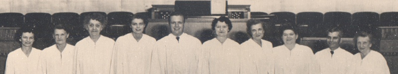 Unity Ordination Photo 1951