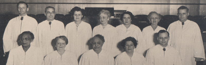 Unity Ordination Photo 1952