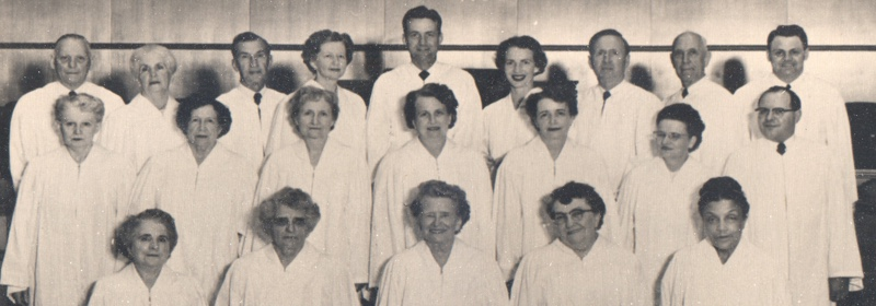 Unity Ordination Photo 1953