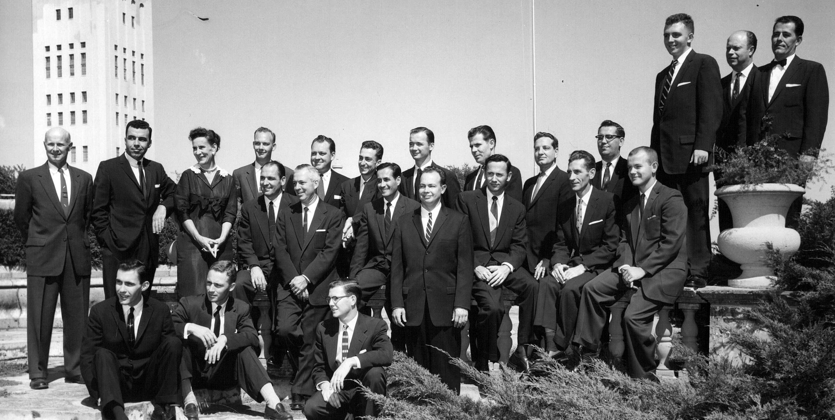 1957 Unity Ministerial Students