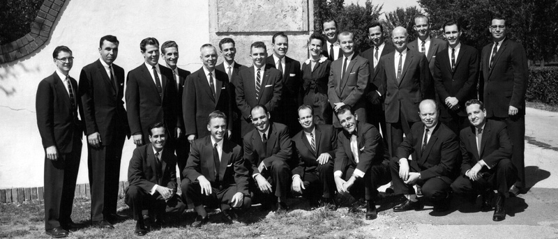1958 Unity Ministerial Students