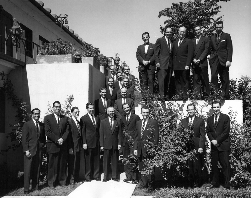 1959 Unity Ministerial Students
