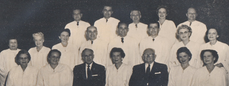 Unity Ordination Photo 1959