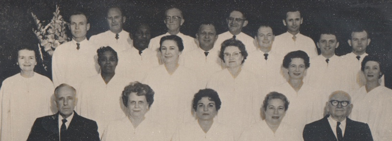 Unity Ordination Photo 1961