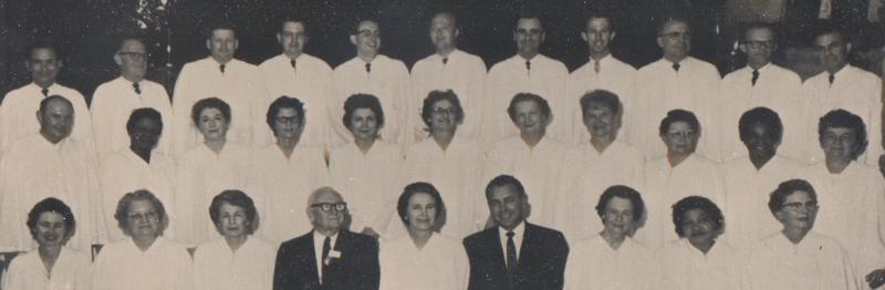 Unity Ordination Photo 1962