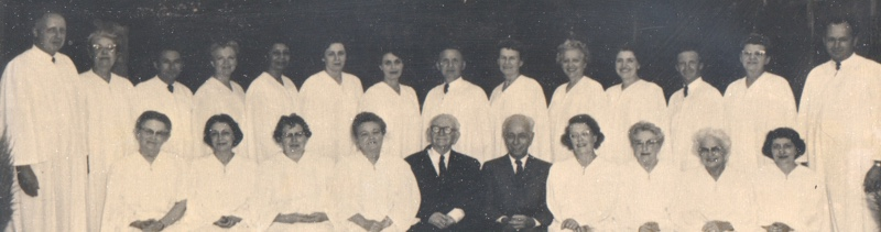 Unity Ordination Photo 1963