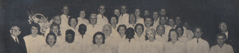Unity Ordination Photo 1964