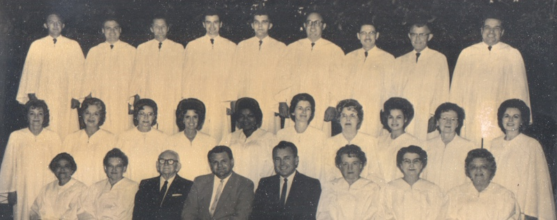 Unity Ordination Photo 1965