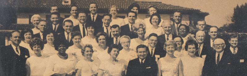 Unity Ordination Photo 1966