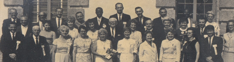 Unity Ordination Photo 1967