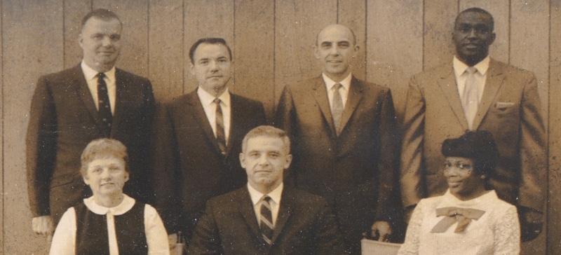 Unity Ordination Photo 1968 (AUC)