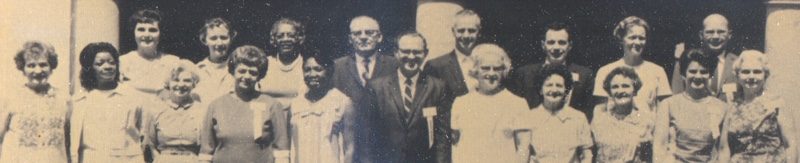 Unity Ordination Photo 1968 (UMA)